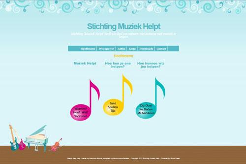 Stichting Muziek Helpt, helpt autistische volwassenen met muziek