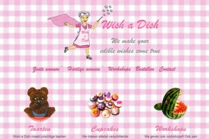 Wish a Dish - we make your edible wishes come true