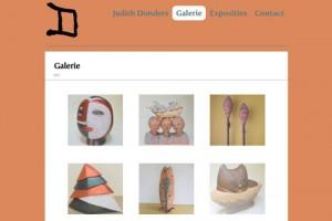 Judith Donders, beelden, keramiek