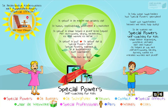Special Powers - Self-coaching for Kids